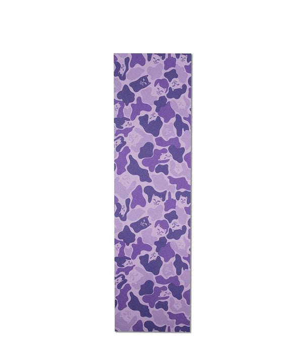 RIPNDIP Camo Purple Grip Tape