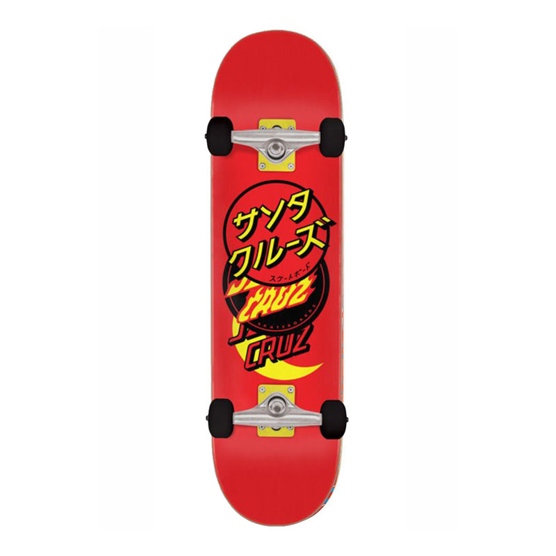 Santa Cruz Group Dot 8.0 Complete Skateboard