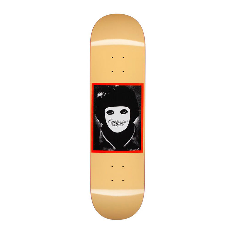 Hockey Skateboards, No Face Yellow deck