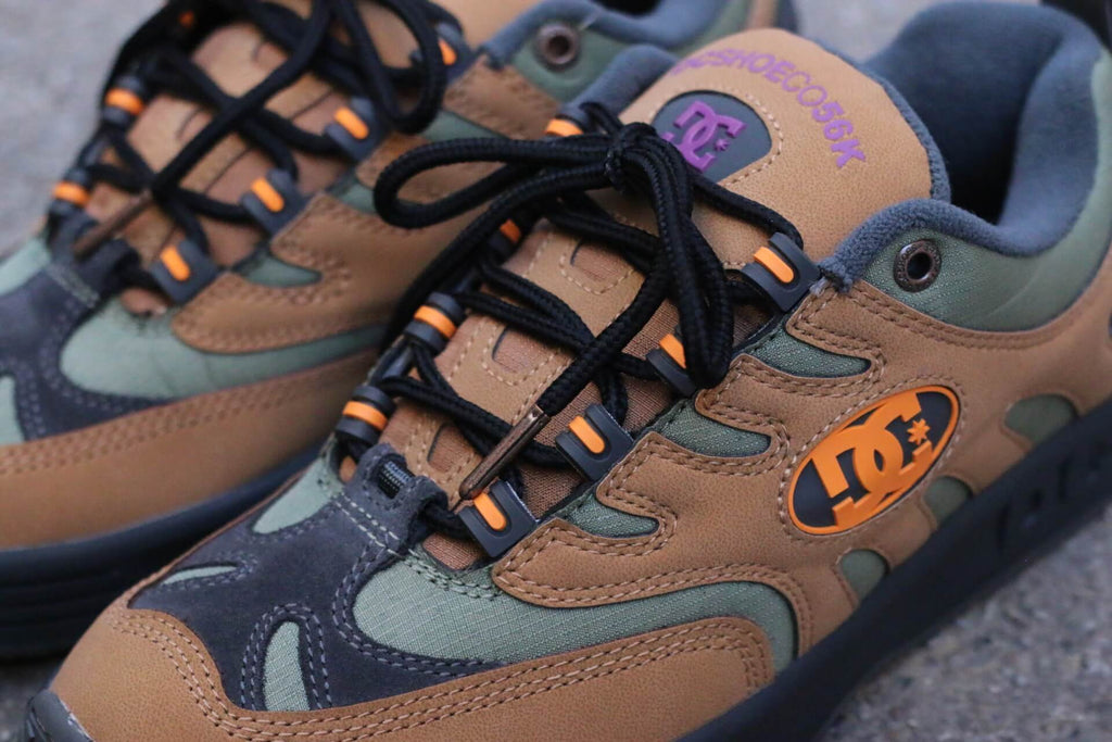 DC Shoes x Bronze56k look close