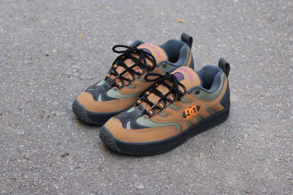DC Shoes x Bronze56k look