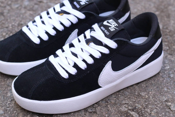 Nike Sb Bruin React, black and white,