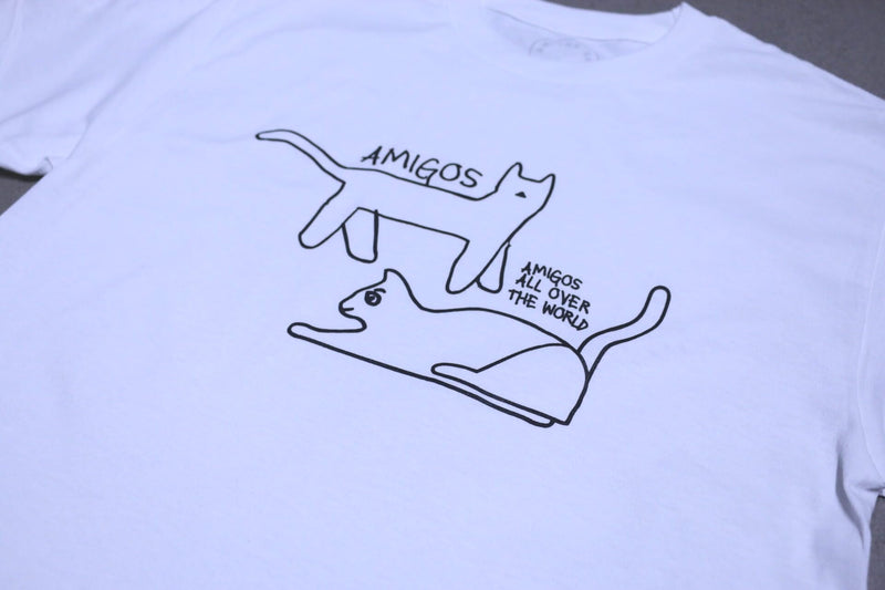 Gonz X Amigos X DLX Sketchy Skateshop Program