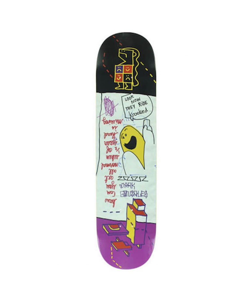 Krooked Gonz in now 8.5""