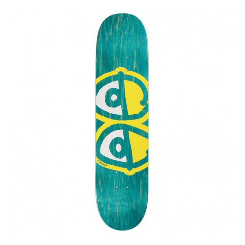 "Krooked Team Eyes Assorted 8.25"" Deck"