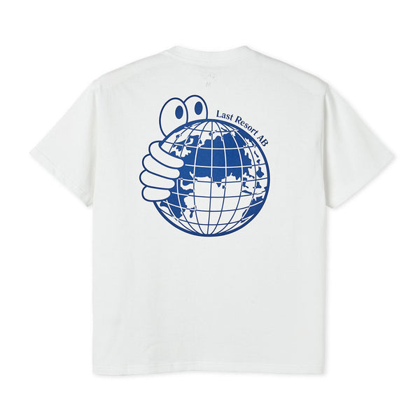 Last Resort AB World Tee White