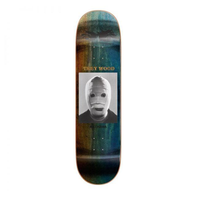 Madness Skateboards, Trey Bandage R7 8.25 Deck
