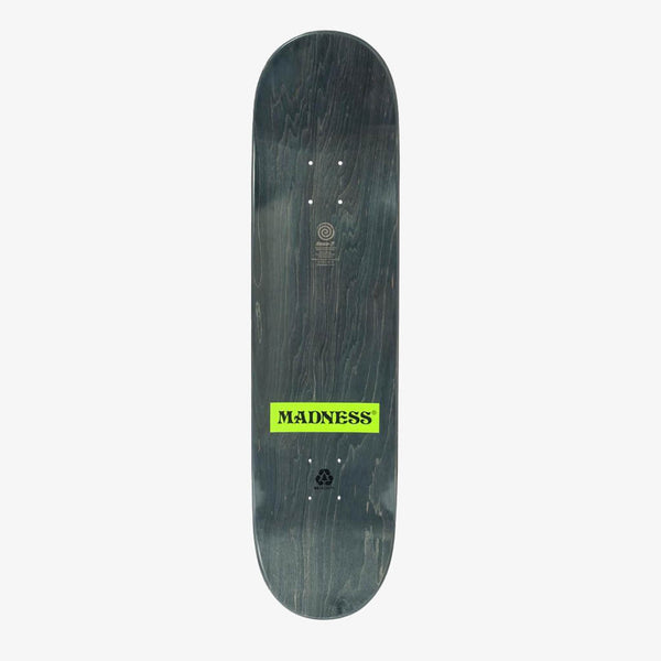 "Madness Split Overlap R7 8.0"" Deck"