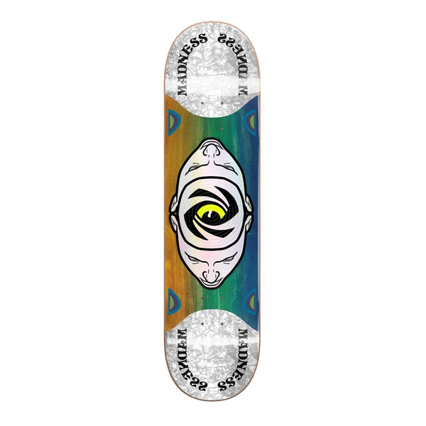 Madness Skateboards, Minds Eye Popsicle Slick 8.125 Deck