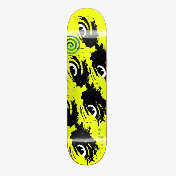 "Madness Side Eye R7 8.5"" Deck"