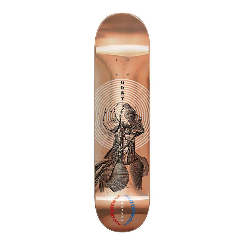 "Madness Clay Inside Out Impact Light 8.25"" Deck"