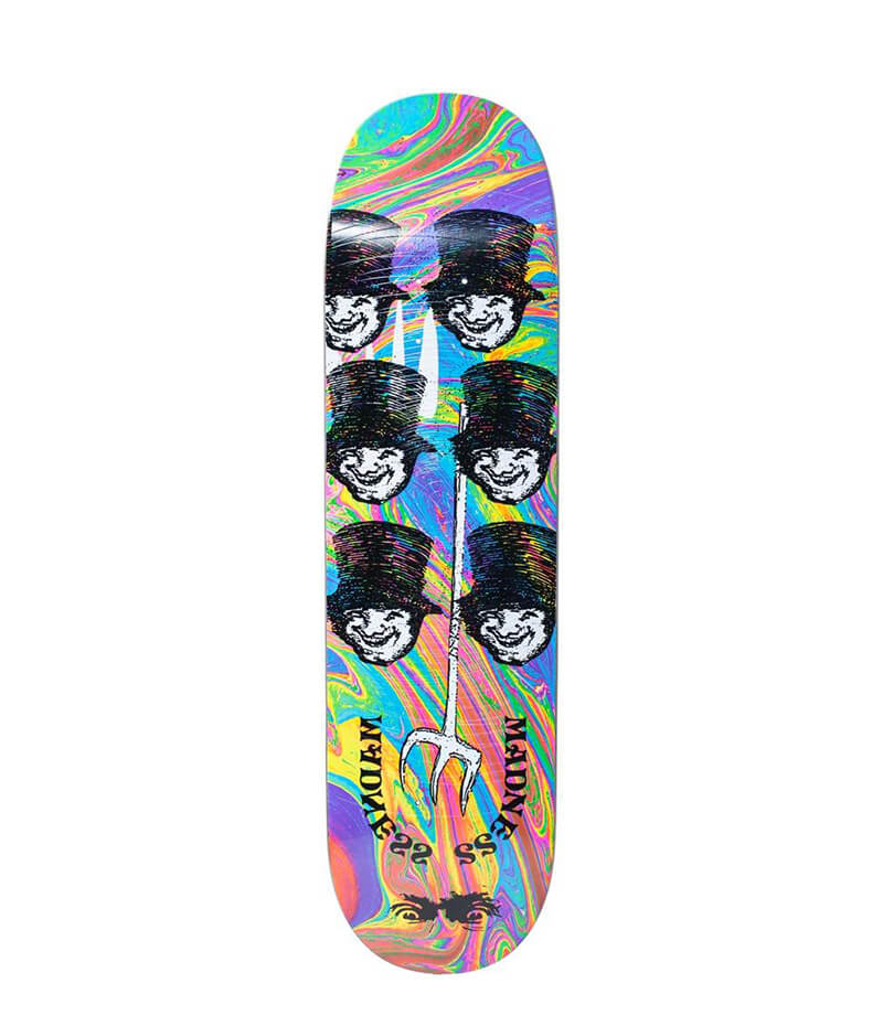 "Madness Skateboards, Mayhem R7 8.375"" Deck"