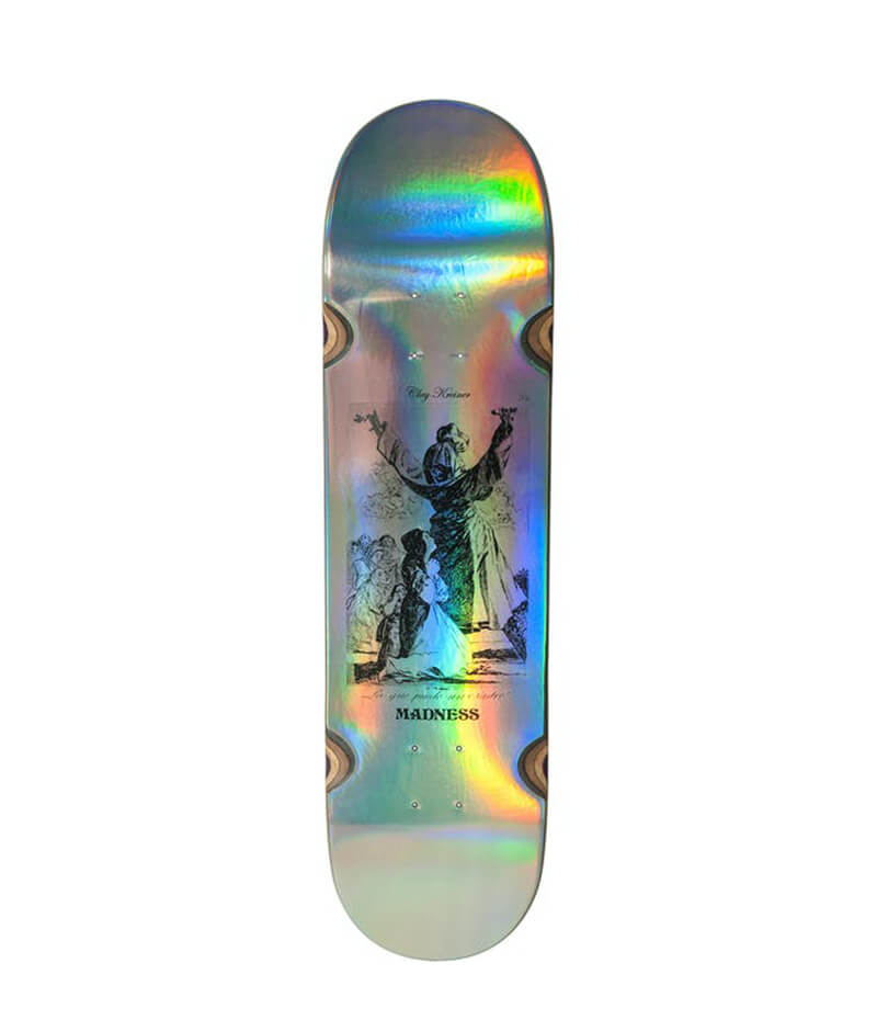 "Madness Hail Impact Light 8.25"" Deck"