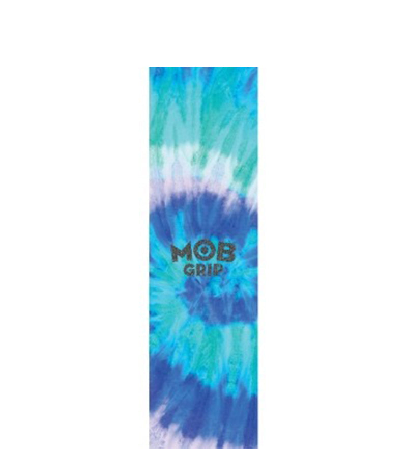 MOB Tie Dye Blue Pastel Grip tape sheet