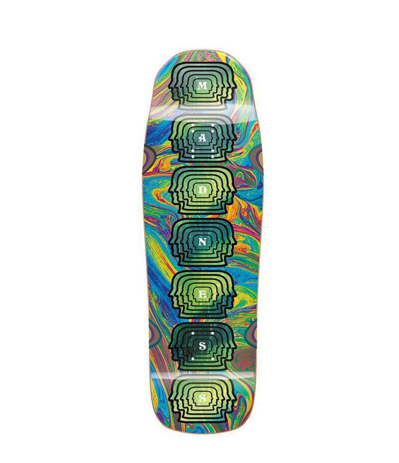 "Madness Skateboards, Mental R7 10.0"" Deck"