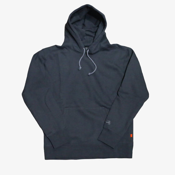 Nike SB ISO Dk Smoke Grey Hoodie Orange Label