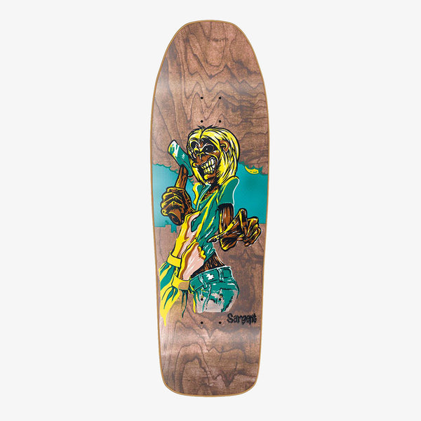 "New Deal Sargent Killers SP 9.825"" Deck"
