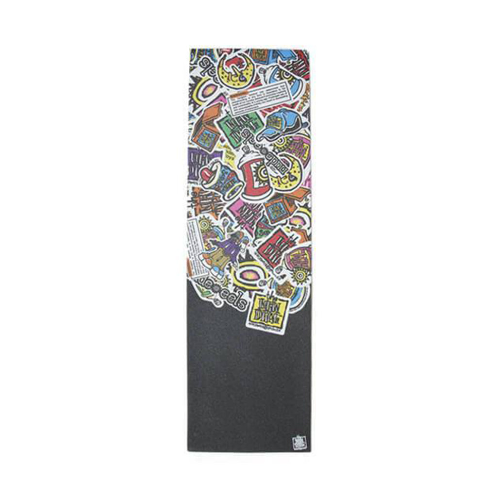 New Deal Skateboards, Grip Tape Sheet