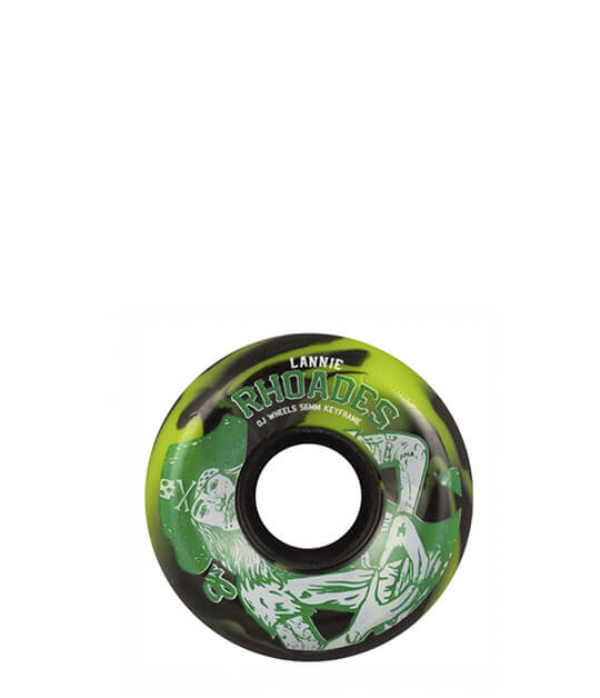 OJ Wheels Rhoades 87A 56mm