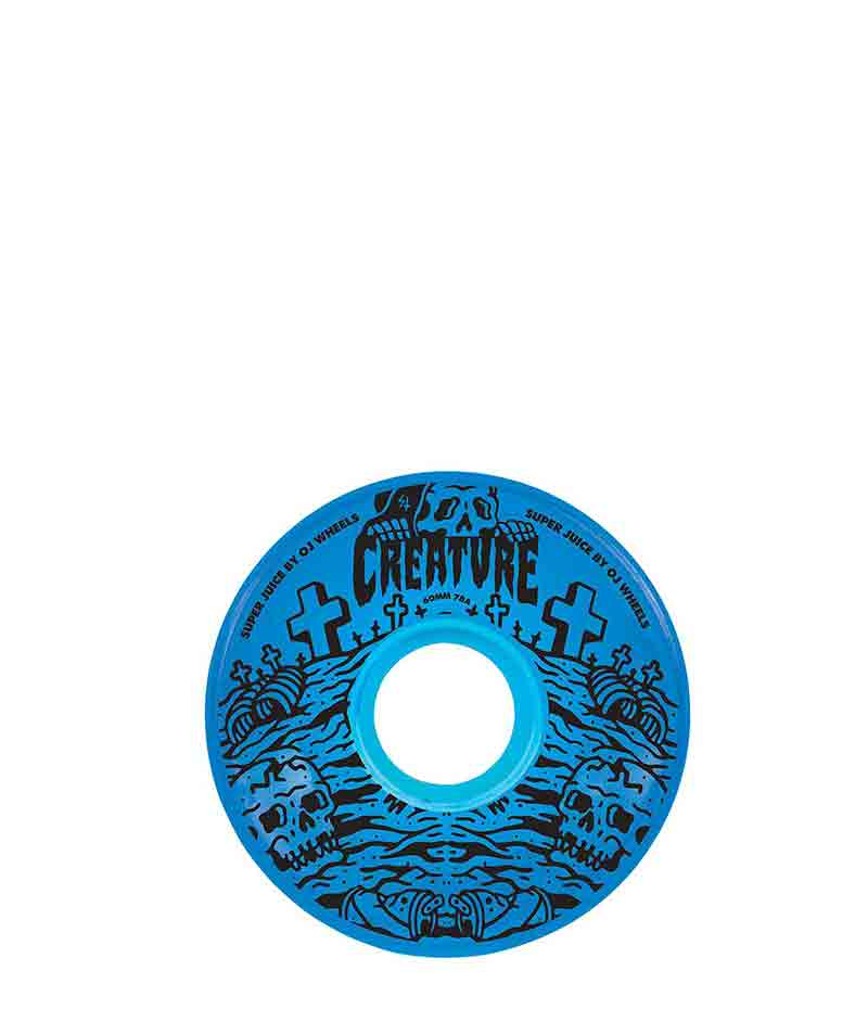 OJ Wheels Super Juice Creature 60mm