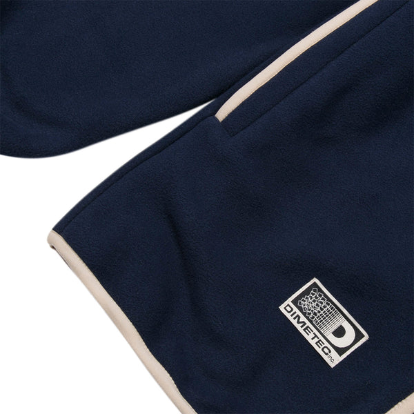 Dime MTL Polar Fleece Hooded Jacket