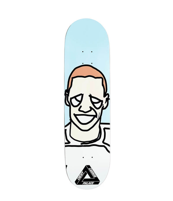 "Palace Skateboards, Chewy 8.375"" Pro Deck"