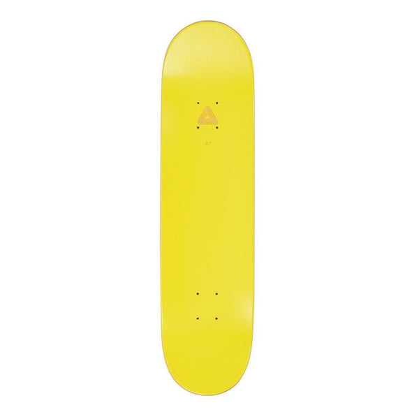 "Palace Banana 8.1"" Deck"