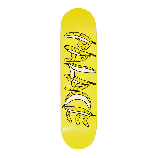 Palace Skateboards Banana Yellow 8.1 Deck
