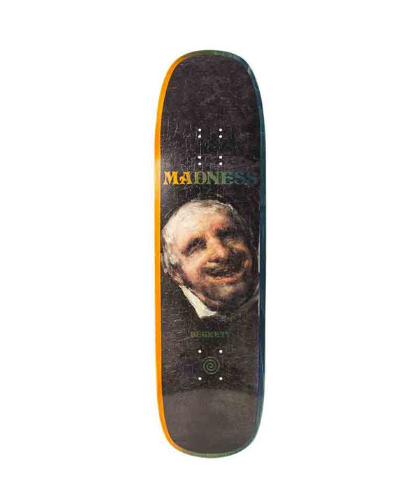 Madness deck, Paquete, skateboard