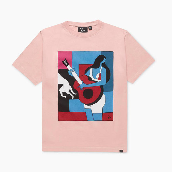 Parra Can't Hardly Stand It Pink T-Shirt