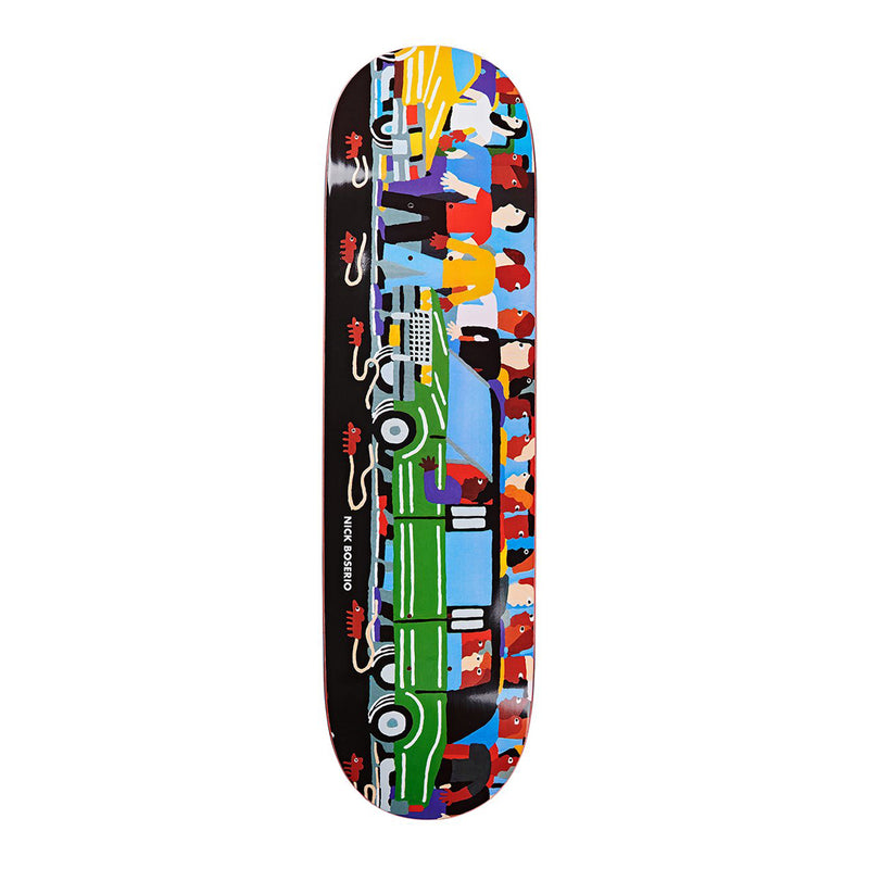 Polar Skate Co, Boserio Limo, 8.25 Skateboard Deck
