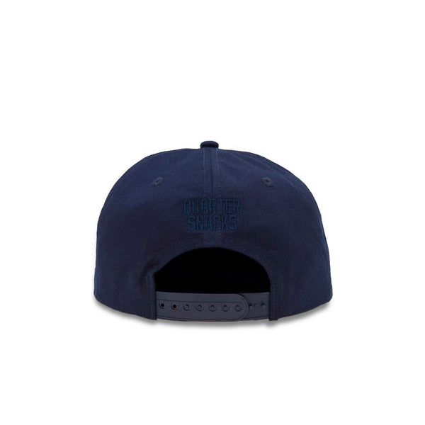 Quartersnacks Coin Counter Cap Navy