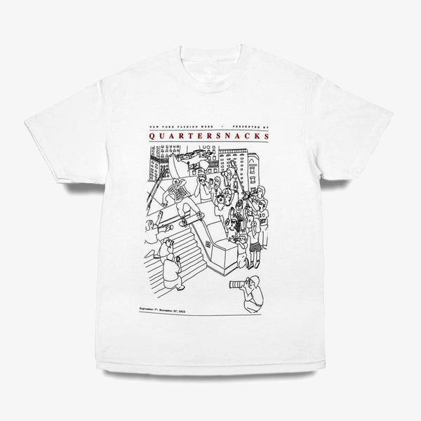 Quartersnacks Presented By White Tee