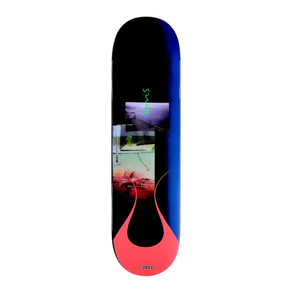 Quasi skateboards, Davis Dirt 8.375 Deck
