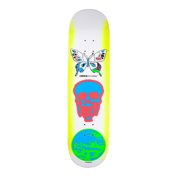 Quasi Skateboards, gilbert Crockett, Mode, 8.5 Deck