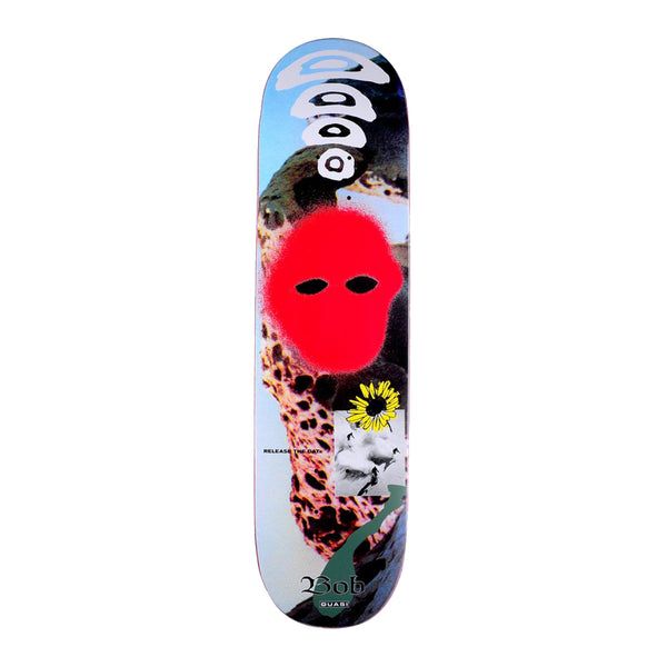Quasi skateboards, De Keyzer Iowa 8.125 Deck