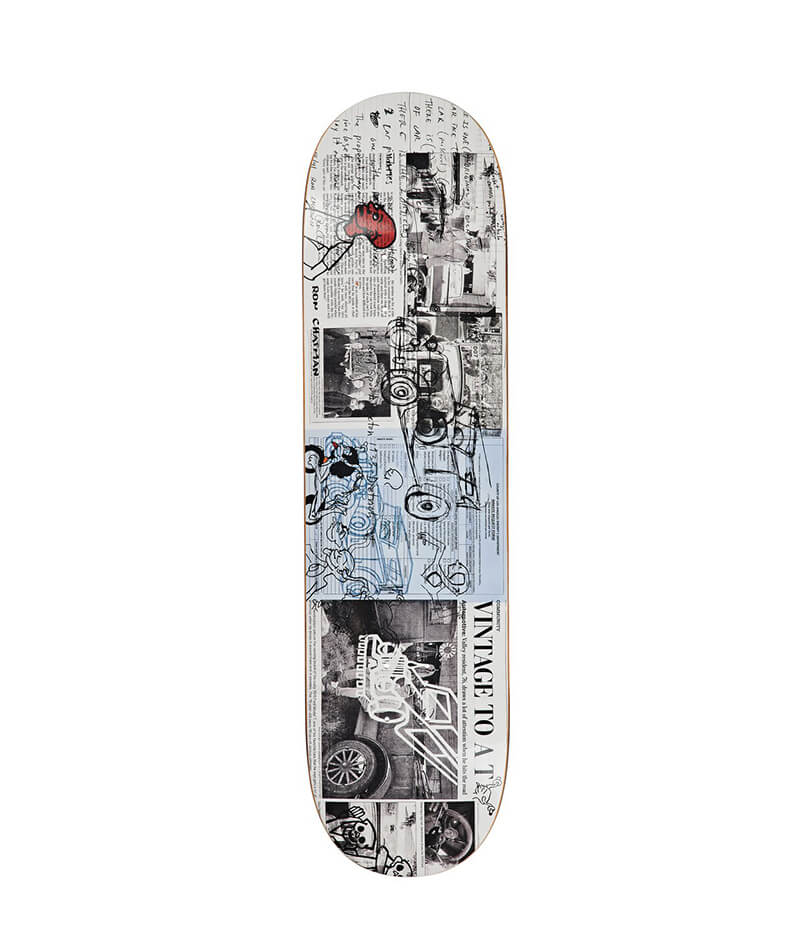 "Polar Chatman Model T 8.25"" Deck"
