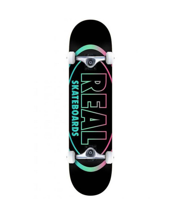 Real Skateboards Oval Gleams  7.75""