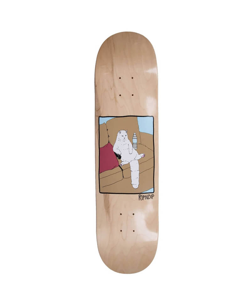 "RIPNDIP Couch Potato 8.0"" Deck"