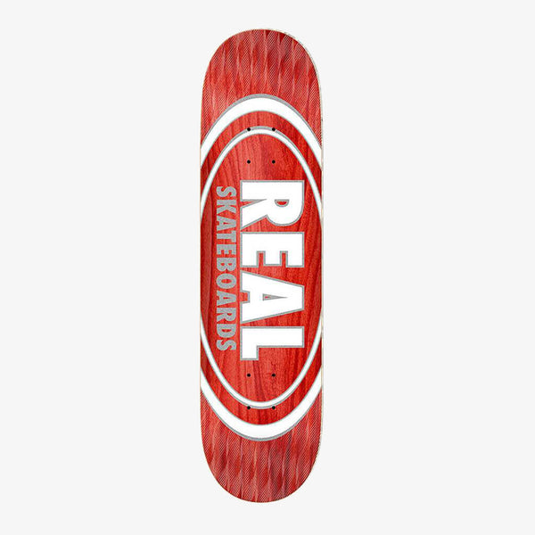 Real Oval Pearl Pattern 8.5 Deck