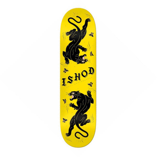 "Real Skateboards Cat Scratch Twin Tail Ishod 8.25"" Deck"