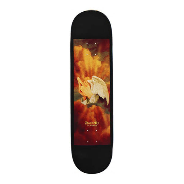Real Skateboards, Donnelly Praying Fingers 8.25 Deck