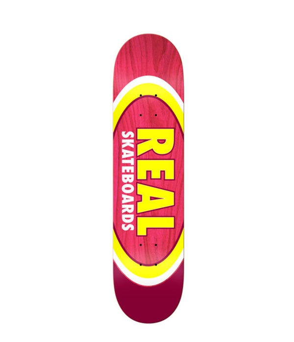 Real Skateboards Dual Oval