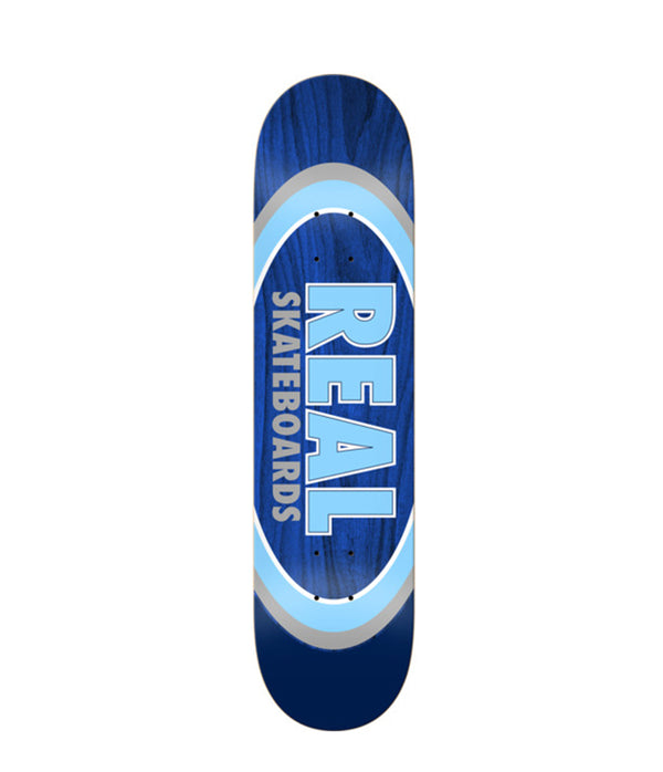 Real Skateboards Dual Oval 8.25""