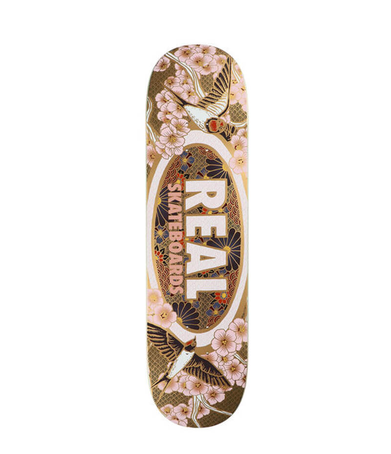 "Real Willson Guest Oval 8.25"" Deck"