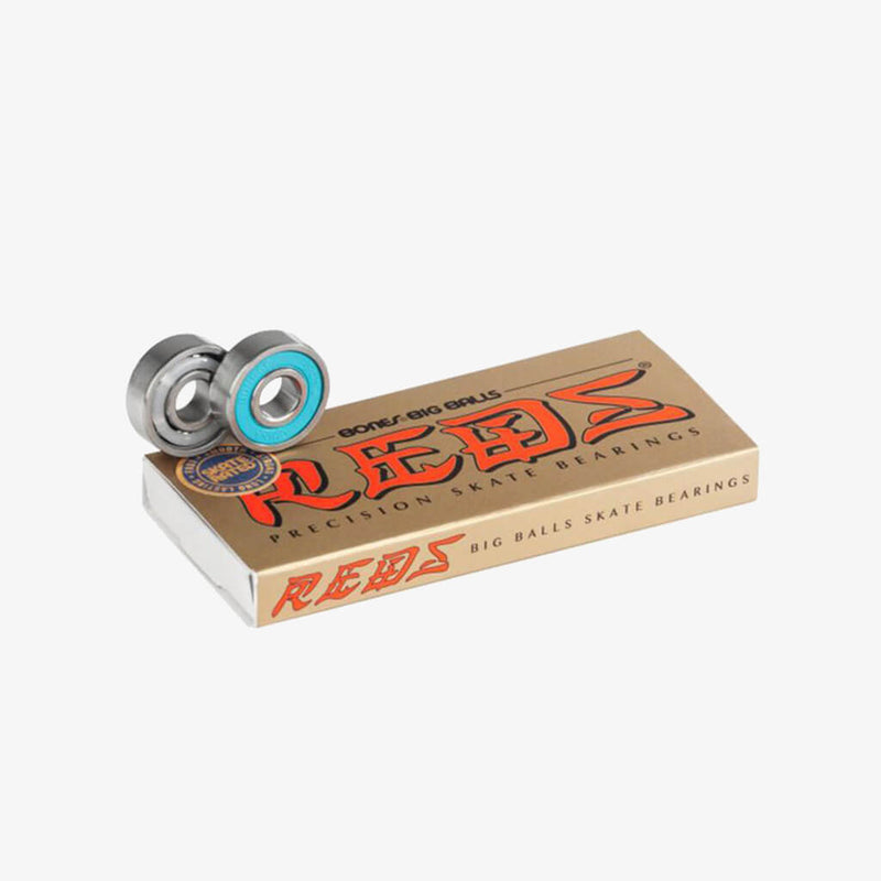 Reds Bones Big Balls Skate Bearings