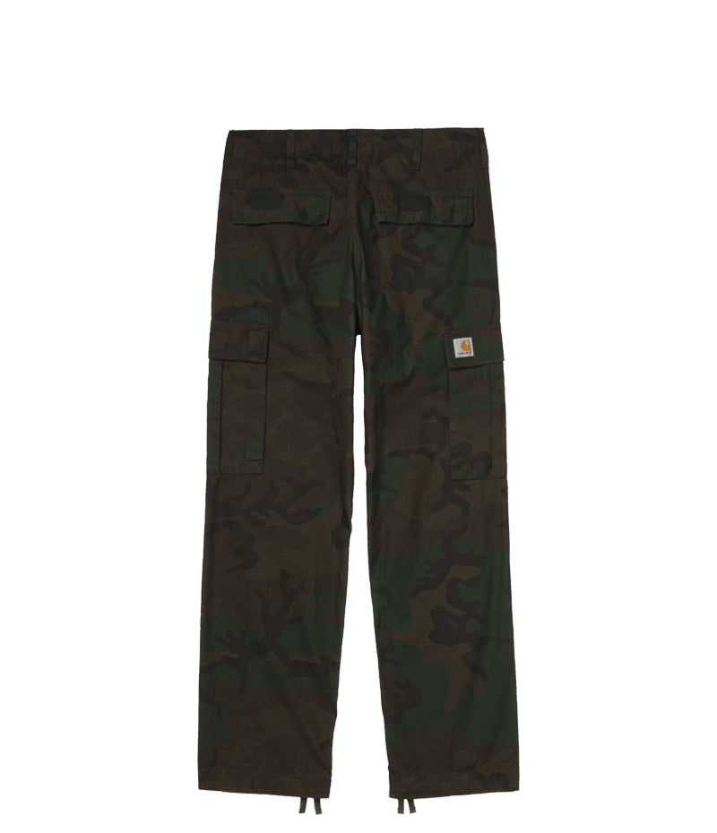 Carhartt Wip Regular Cargo Pant, camo evergreen