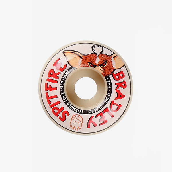 Spitfire Wheels F4 99A Bradely Aftermid Classic Wheels