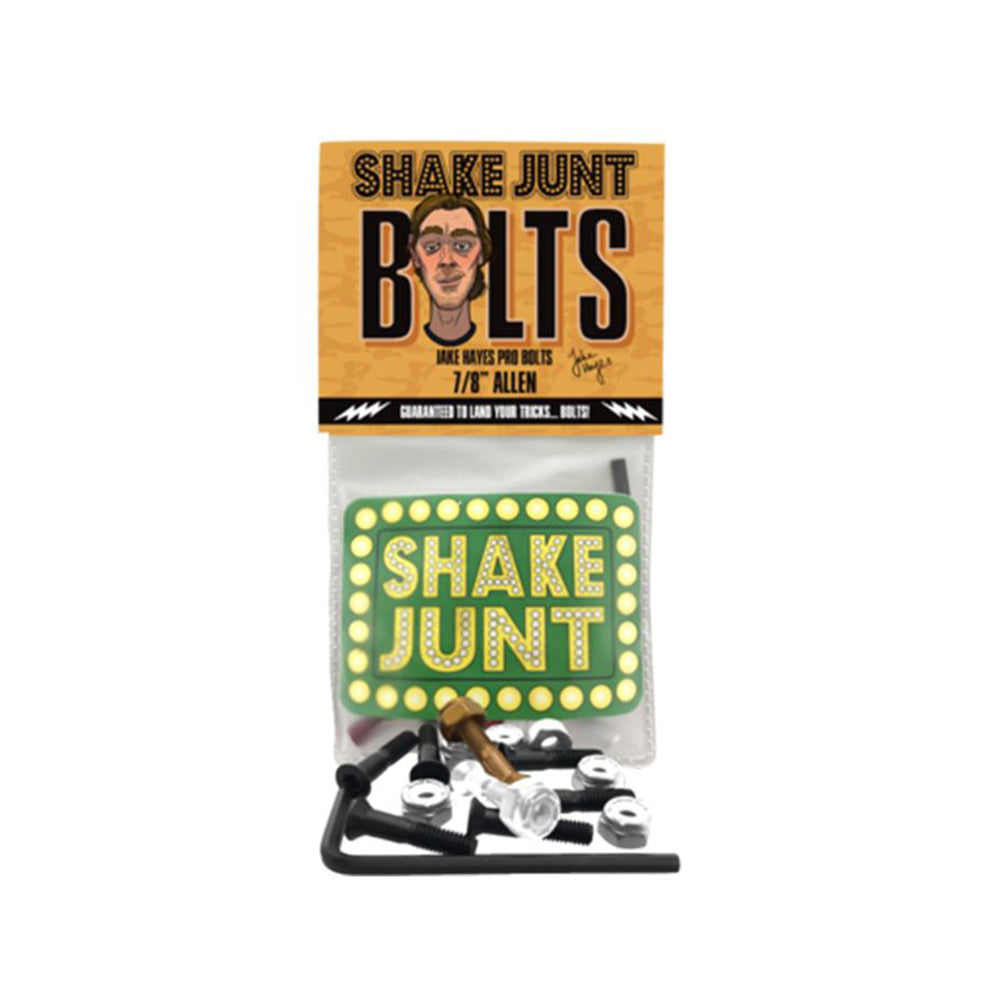Shake Junt Hayes Pro Bolts