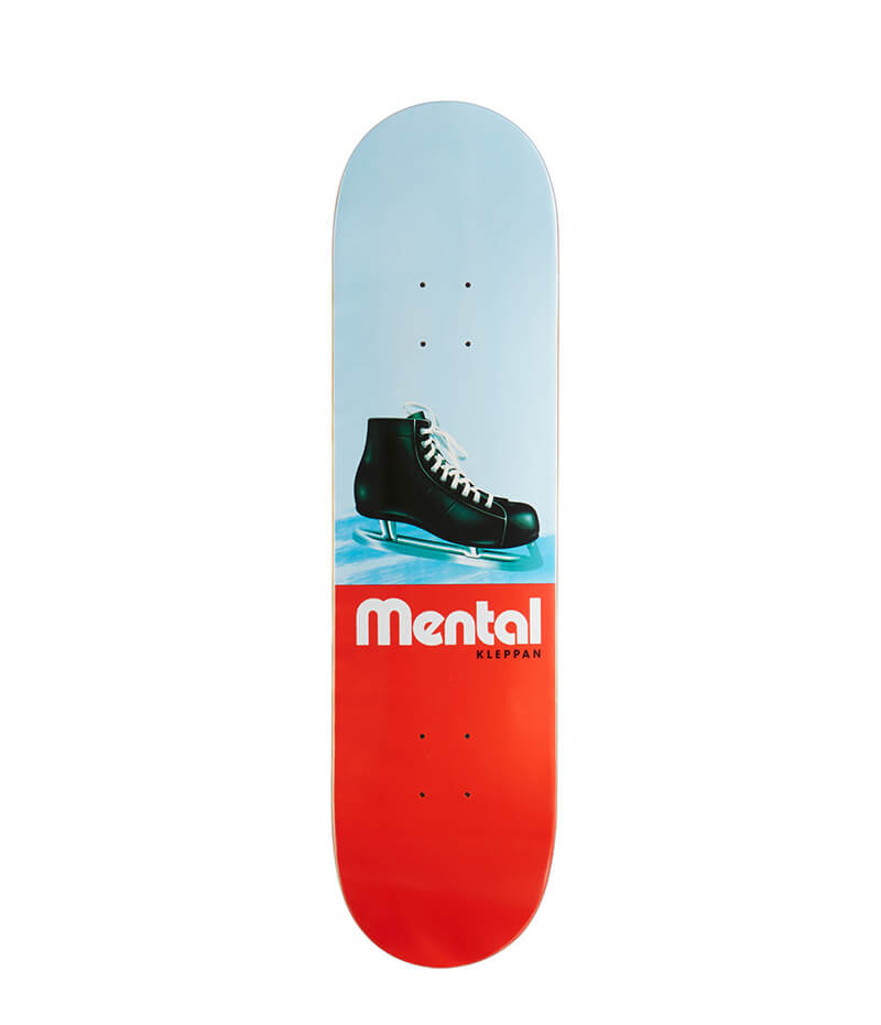 "Skatemental Kleppan Skate 8.125"" Deck"